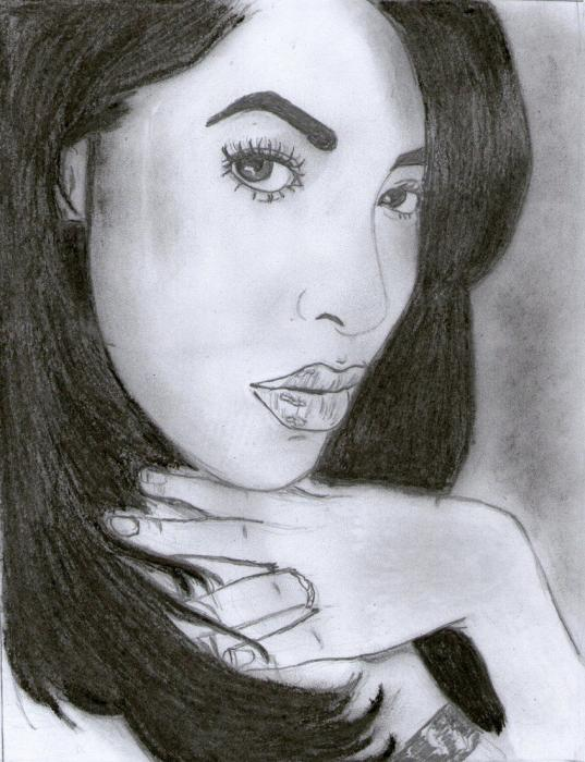 Aaliyah by LeiMairi